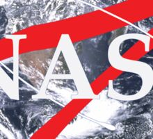 Earth NASA Sticker