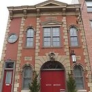 Classic Firehouse, Jersey City, New Jersey by lenspiro