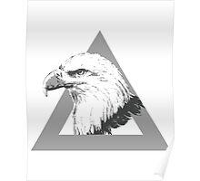 Eagle Legend Poster