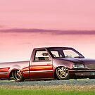 Michael Ellard's Holden Rodeo Minitruck by HoskingInd