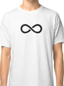 The 100 - Infinity symbol black Classic T-Shirt