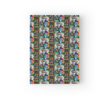 All about the cat Hardcover Journal