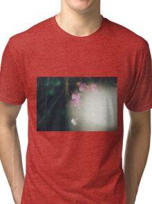 Delicate petals Tri-blend T-Shirt