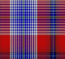 00501 A J Gallacher Tartan  by Detnecs2013