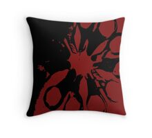 UNcut Throw Pillow