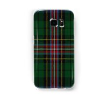00503 Allison (MacBean & Bishop) Tartan  Samsung Galaxy Case/Skin