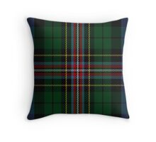 00503 Allison (MacBean & Bishop) Tartan  Throw Pillow