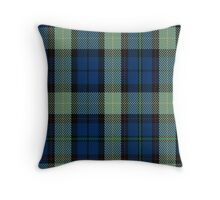 00508 Auchinachie Tartan  Throw Pillow