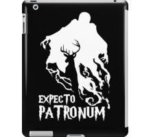 Expecto Patronum iPad Case/Skin
