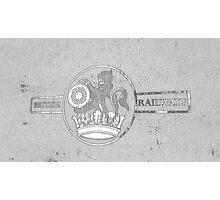 British Railways Photographic Print