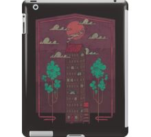 The Towering Bed and Breakfast of Unparalleled Hospitality iPad Case/Skin