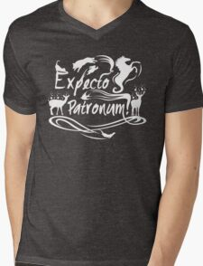 Expecto Patronum Mens V-Neck T-Shirt