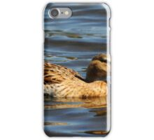Una tarde en el lago................ iPhone Case/Skin