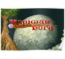 Magician Lord (Neo Geo) Poster