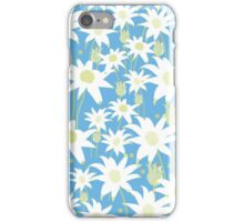 Flannel Flowers iPhone Case/Skin