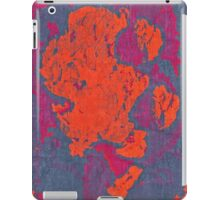 Map Composition iPad Case/Skin