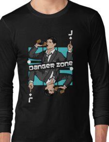 Jack DangerZone! Long Sleeve T-Shirt