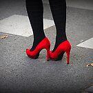 BARCELONA RED  by karmadesigner