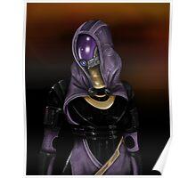 Tali'Zorah Mass Effect Poster