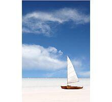 An Australian Beach Photographic Print