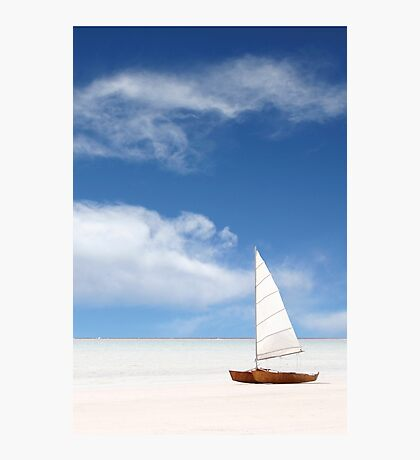 An Australian Beach Photographic Print