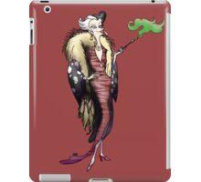 Cruel Woman  iPad Case/Skin