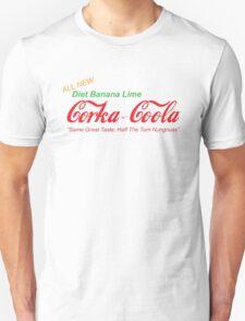 Corka-Coola Diet Banana Lime T-Shirt