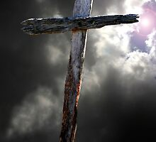 The Old Rugged Cross by John Wallace