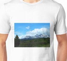 Calf Robe Mountain,  Springtime Unisex T-Shirt