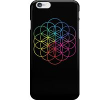 Colourfull Coldplay iPhone Case/Skin