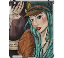 Scarlett's Salute iPad Case/Skin