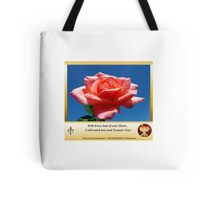 Every Beat of your heart, I will watch love and treasure you.  Tote Bag