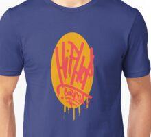 finger tags Hip Hop Boricua Unisex T-Shirt
