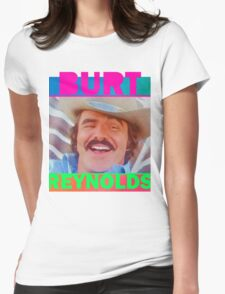 The Bandit - Burt Reynolds  Womens Fitted T-Shirt