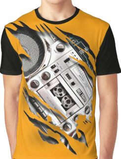 Retro At Heart! Graphic T-Shirt