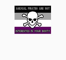 Asexual Pirates Unisex T-Shirt
