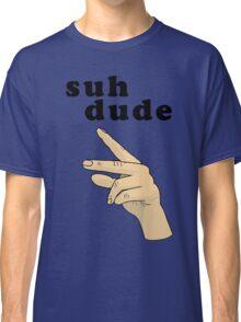 Suh Dude meme | Black Letters Classic T-Shirt