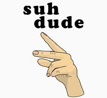 Suh Dude meme | Black Letters Unisex T-Shirt