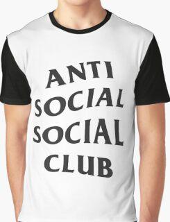 Anti Social Social Club ASSC High Quality Design Graphic T-Shirt
