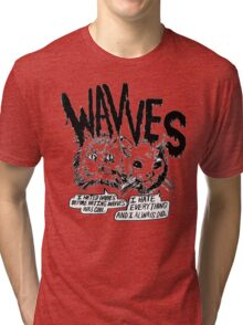 I liked Wavves Before they were cool  Tri-blend T-Shirt