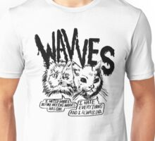 I liked Wavves Before they were cool  Unisex T-Shirt
