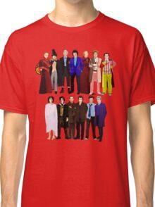 The Regenerated Doctors Classic T-Shirt