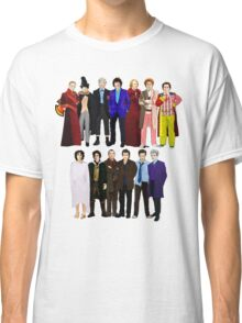 The Regenerated Doctors Classic T-Shirt