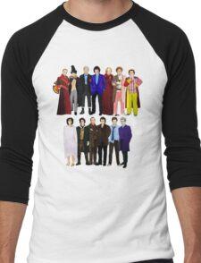 The Regenerated Doctors Men's Baseball ¾ T-Shirt
