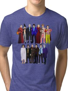 The Regenerated Doctors Tri-blend T-Shirt