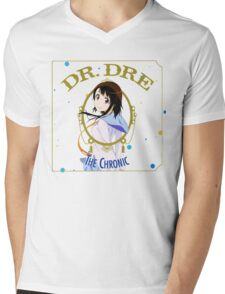 Dr dre the chronic onodera  Mens V-Neck T-Shirt
