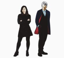 The Doctor and Clara One Piece - Long Sleeve