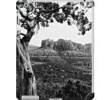 Bell Rock Vortex Sedona Arizona 02 iPad Case/Skin