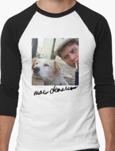 Mac Demarco dog  Men's Baseball ¾ T-Shirt