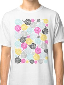 Yarn Yarn Yarn Yarn Yarn Classic T-Shirt